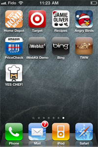 Yes Chef Application Icon